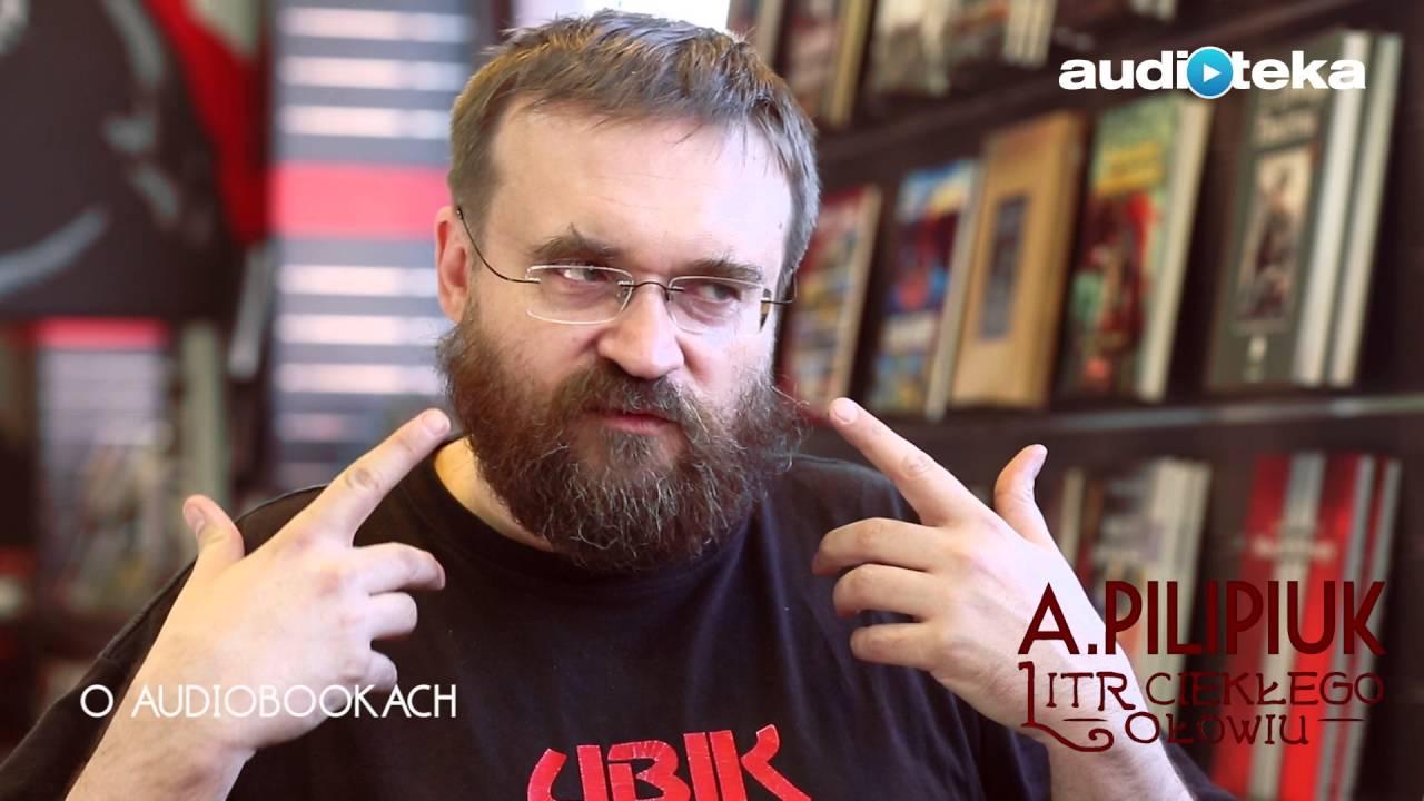 Andrzej Pilipiuk o najnowszym zbiorze opowiadań i nie tylko