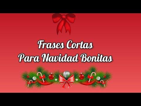 Frases Cortas Para Navidad Bonitas