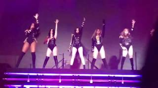Fifth Harmony - Intro + That's My Girl (7/27 Tour Manchester) - YouTube