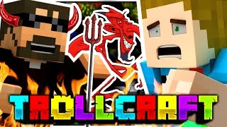 Minecraft   SSUNDEE SACRIFICES MY CHILD TO THE DEMONS TROLL! - Troll Craft