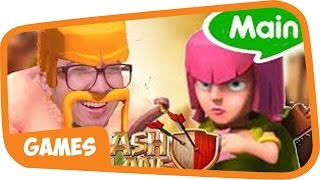 Video CLASH OF CLANS : Strategi CABE CABEAN! [Main] MP3, 3GP, MP4, WEBM, AVI, FLV Juni 2017