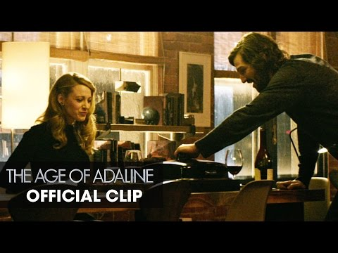 The Age of Adaline (Clip 'First Dates')
