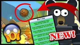 ONETT'S SECRET COCONUT EXPOSED & ALL NEW BLACK BEAR QUESTS COMPLETE | Roblox Bee Swarm Simulator