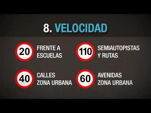 Solo 2 de cada 10 argentinos conocen medidas de seguridad vial para motos