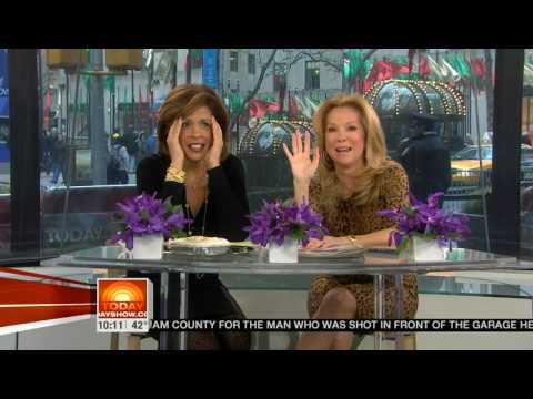 Uncensored - Lisa Rinna Upskirt on Today Show (HQ)