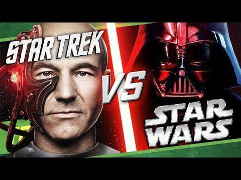 5 Gründe warum Star Trek besser als Star Wars ist