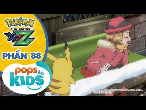 Hoạt Hình Pokémon S19 XYZ - Tổng Hợp Các Trận Chiến Pokémon Tại Giải Liên Đoàn KaLos Phần 88 - Thời lượng: 1:02:56.