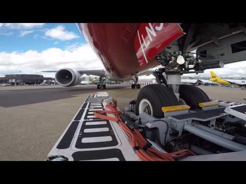 Ramp Life: Norwegian B787-9 TBL pushback HD