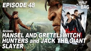 Video Half in the Bag Episode 48: Hansel and Gretel: Witch Hunters and Jack the Giant Slayer MP3, 3GP, MP4, WEBM, AVI, FLV Agustus 2018