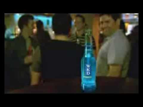 WKD banned advert. Have you got a WKD side? Alcopop advert