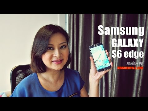 Samsung GALAXY S6 edge - User Review