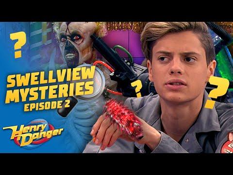Swellview Mysteries Ep. 2 🕵️♂️ Super Villain's Secrets | Henry Danger