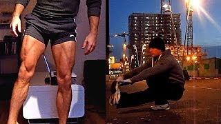 Leg workout - 10-15 Variations for street/home/gym