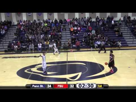 MBB: Penn State Harrisburg vs. Frostburg State Highlights