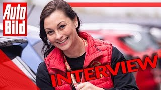 Das Goldene Lenkrad (2019): Lina van de Mars - Interview - Jeep by Auto Bild