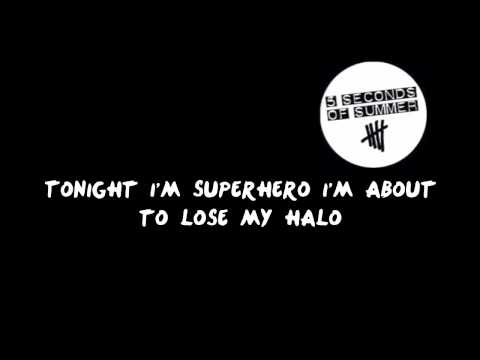 Video Superhero Lyrics   5 Seconds Of Summer download in MP3, 3GP, MP4, WEBM, AVI, FLV February 2017