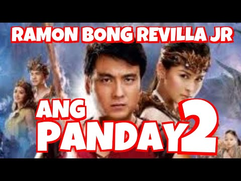 ANG PANDAY 2 - FULL MOVIE -  RAMON BONG REVILLA JR