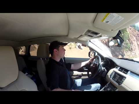 Real Quick Video: 2013 Range Rover Evoque - First Five Minute Impressions