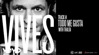 Download Lagu Carlos Vives - Todo Me Gusta ft. Thalía Mp3