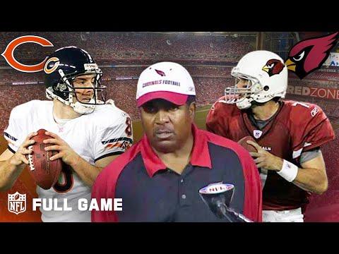 2006 MNF Comeback | Bears vs. Cardinals | NFL Full Game