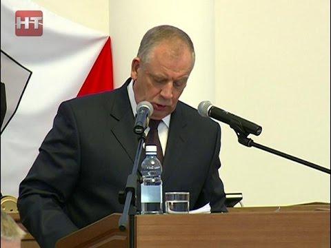 Сергей Митин выступил с отчетом о результатах деятельности правительства за 2014 год