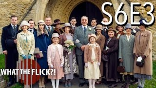Downton Abbey season 6, episode 3 is reviewed by Meredith Placko and Alonso Duralde (TheWrap, Linoleum Knife). Tell us what you think in the comments ...