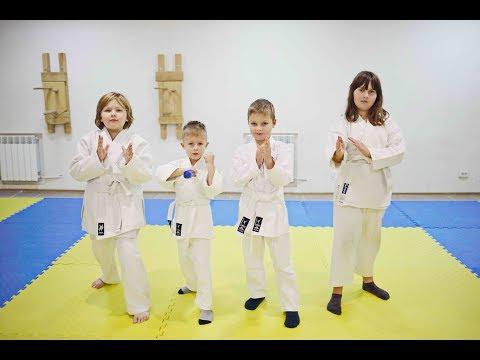 Соревнования по Ножевому бою. Детская группа Первая Лига. 26.10.18
