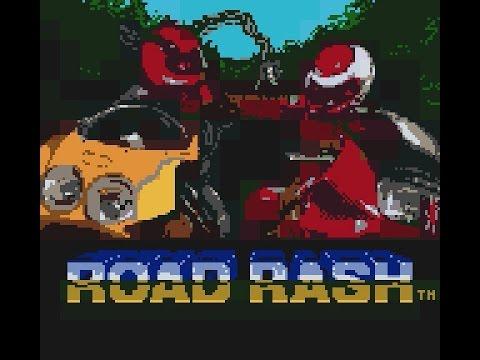 road rash game gear cheats