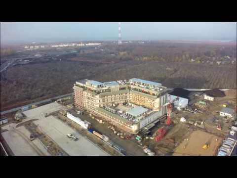 Строительство госпиталя «Мать идитя» вСамаре