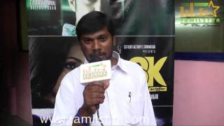 Sakthi Vasudevan at Charles Shafique Karthiga Movie Audio Launch