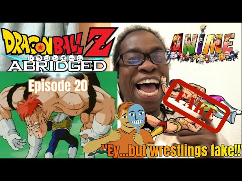 Reactions: Dragonball Z Abridged Episode 20