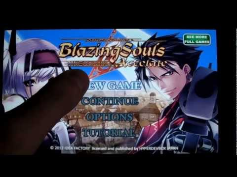 Video of RPG Blazing Souls Accelate