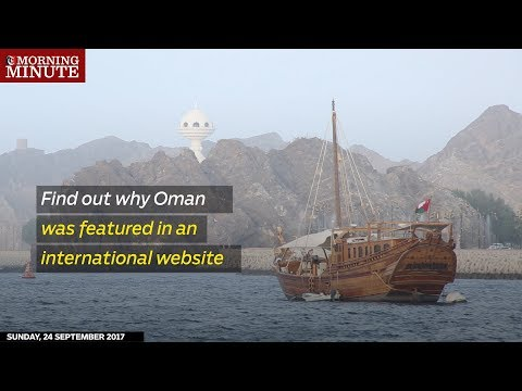 Scoopwhoop network wrote a lengthy feature on Oman recently