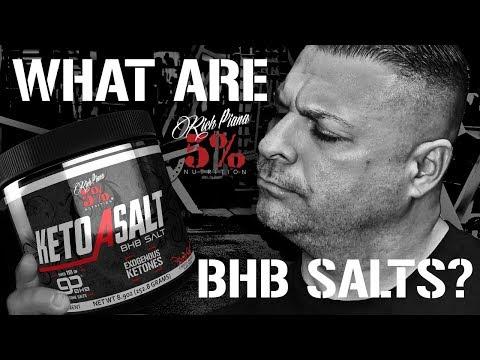 Rich Piana 5% Nutrition Keto-A-Salt Supplement Review & Taste Test