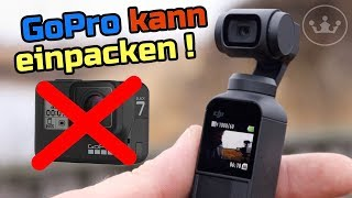🔴 DJI OSMO POCKET