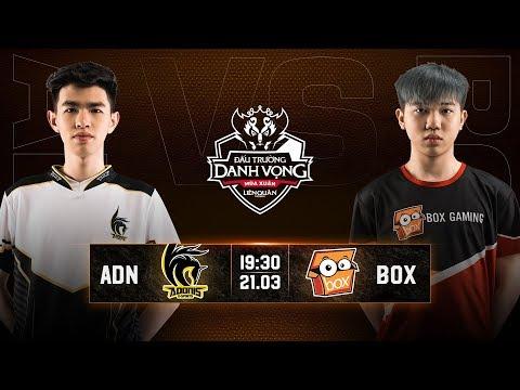 Adonis Esports vs BOX Gaming - Vòng 6 Ngày 2 -  Đấu Trường Danh Vọng Mùa Xuân 2019 - Thời lượng: 1:31:47.