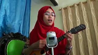 Sebiru hari ini - edcoustic (ukulele cover)