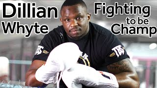 Video Boxer Dillian Whyte: Unfairly held back from a title shot? MP3, 3GP, MP4, WEBM, AVI, FLV April 2019