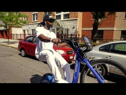 Citi Bike BMX with Tyrone Williams | Video