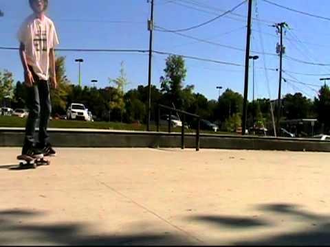 Knoxville skatepark