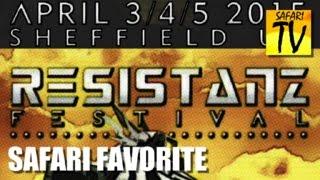 UK MUSIC FESTIVAL REVIEW 2015: Resistanz Industrial Music Festival. Corporation, Sheffield