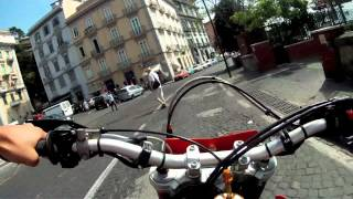 8. KTM 625 SMC GOPRO HD CHESTY TEST