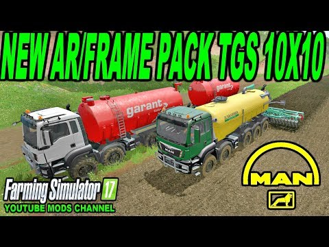 MAN TGS 6x / 8x / 10x-AR-as pack v2.0