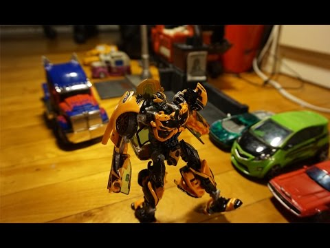 An Autobot's Life Ep1: Bee's Emotions. Tf4 Stop-motion
