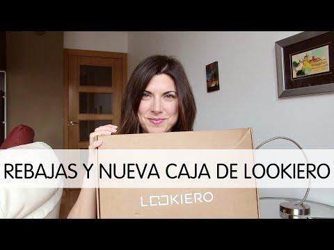 Rebajas y nueva caja de LOOKIERO, personal shopper online