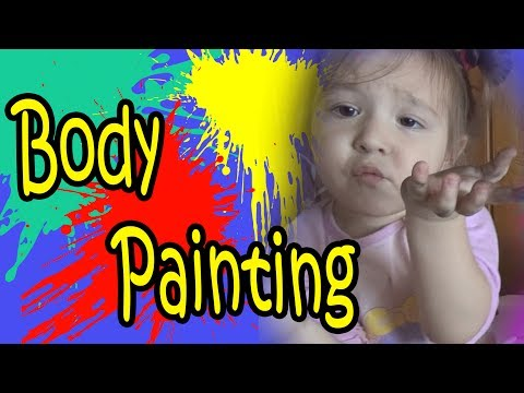 Video Body Painting for Children Painting Hands Kids Learn Colors Nursery Rhymes Songs download in MP3, 3GP, MP4, WEBM, AVI, FLV January 2017