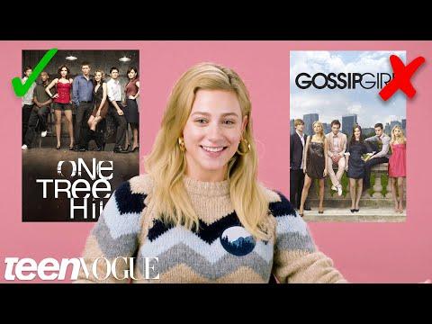 Lili Reinhart Tests Her Teen Drama Knowledge   Teen Vogue