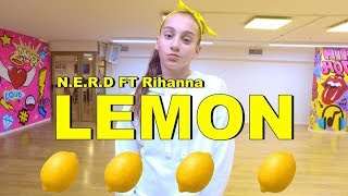 "Video N.E.R.D & Rihanna - ""Lemon"" 