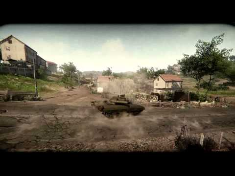 Как выглядит игровой мир Armored Warfare