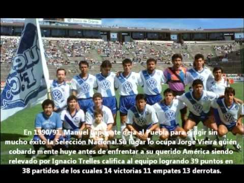 Historia del Club Puebla